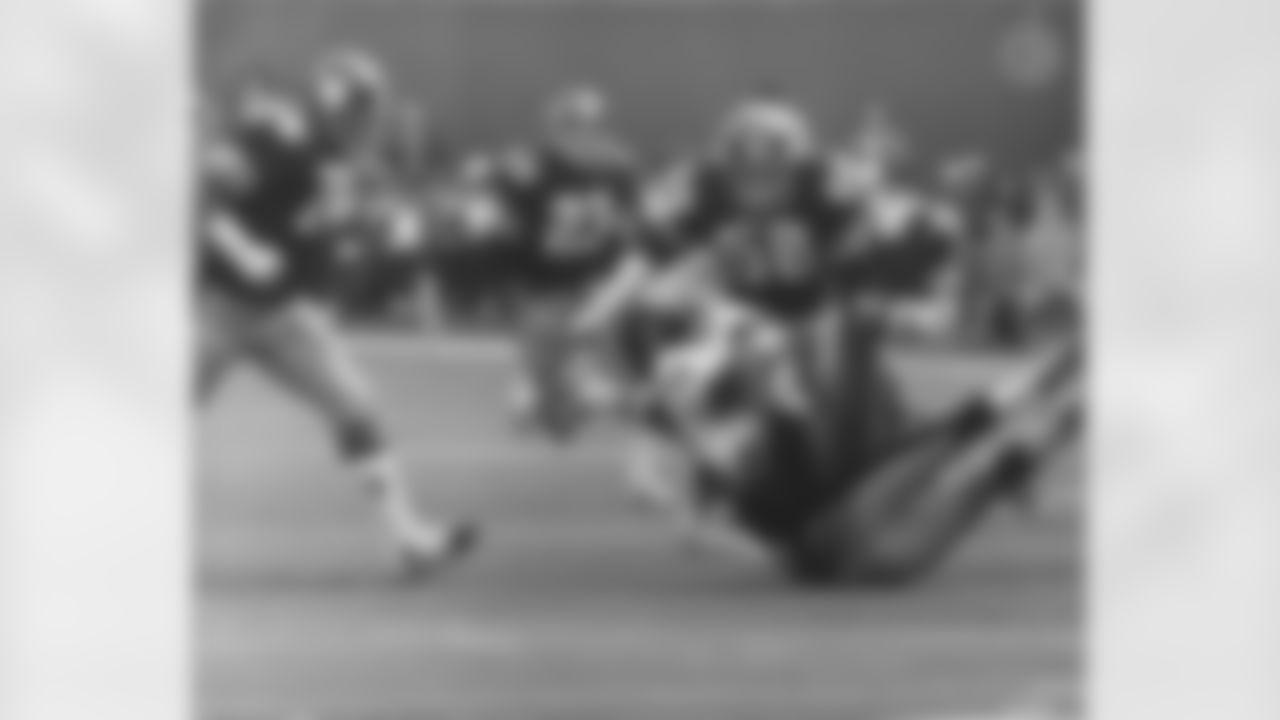 10. Jack Lambert (1974-1984) - 28 interceptions