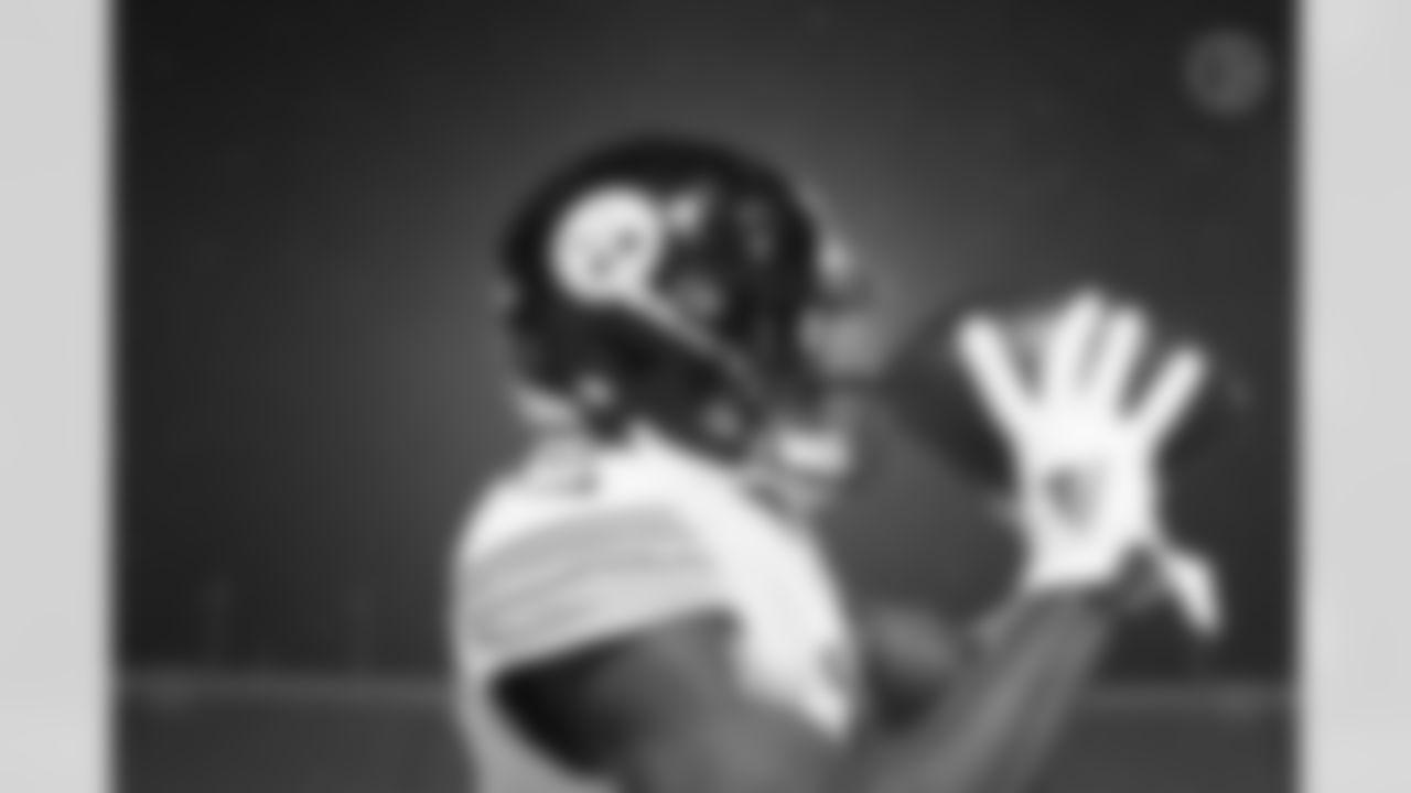 Pittsburgh Steelers wide receiver James Washington (13) during a regular season game between the Pittsburgh Steelers and the Buffalo Bills, Sunday, Dec. 13, 2020 in Buffalo, NY. The Bills defeated the Steelers 26-15. (Karl Roser / Pittsburgh Steelers)