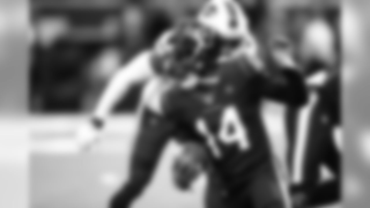 An image from the Jan. 4, 2020 Wildcard home game against the Buffalo Bills. The Texans won 22-19.