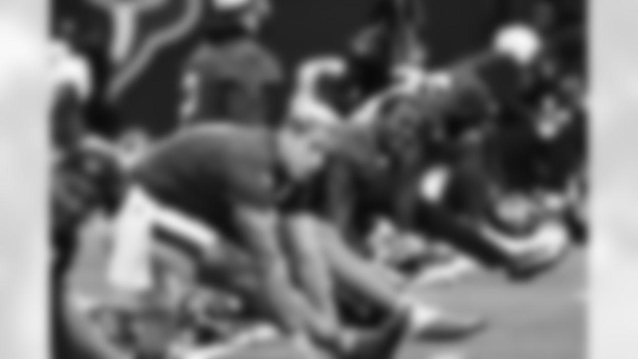 An image from the Sept. 18, 2020 Houston Texans regular season practice inside of NRG Stadium.