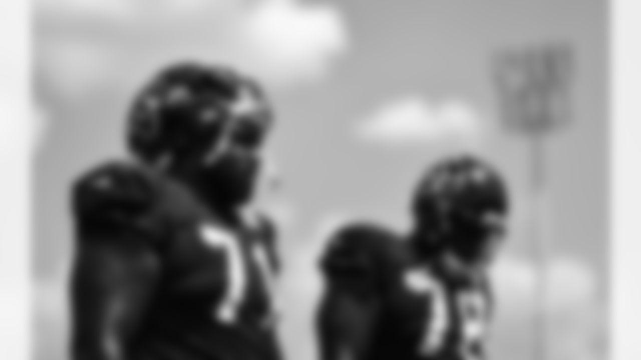 An image from the Sept. 9, 2021 Houston Texans regular season practice at NRG Stadium in Houston, TX.