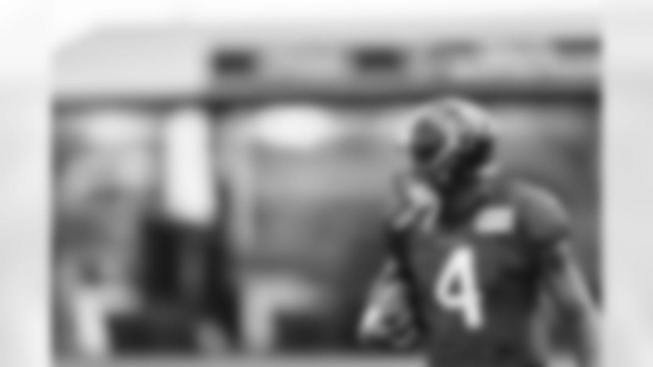 An image from the Oct. 15, 2020 Houston Texans regular season practice.