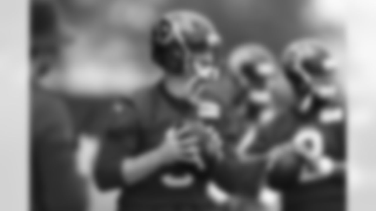 An image from the Nov. 13, 2020 Texans regular season practice.