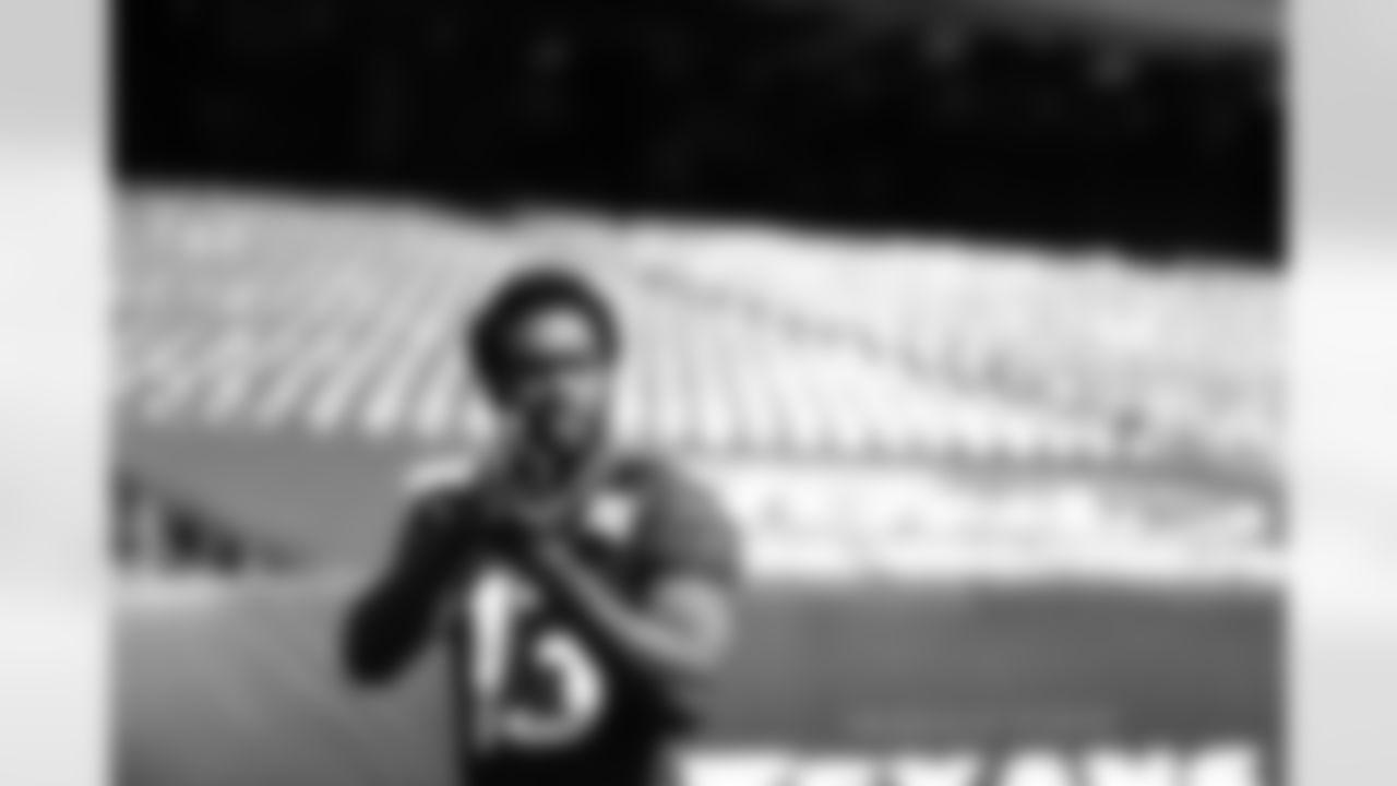 An image from the Nov. 20, 2020 Houston Texans regular season practice inside NRG Stadium.