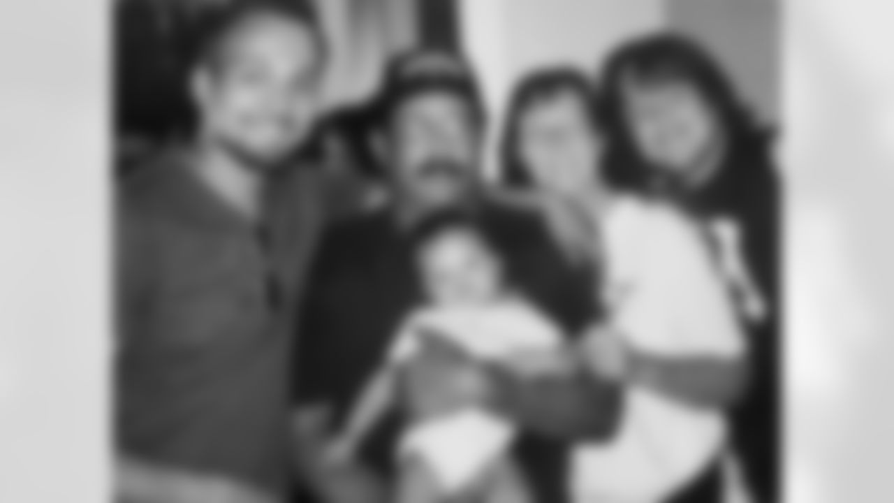 Kathy Flores and Family
