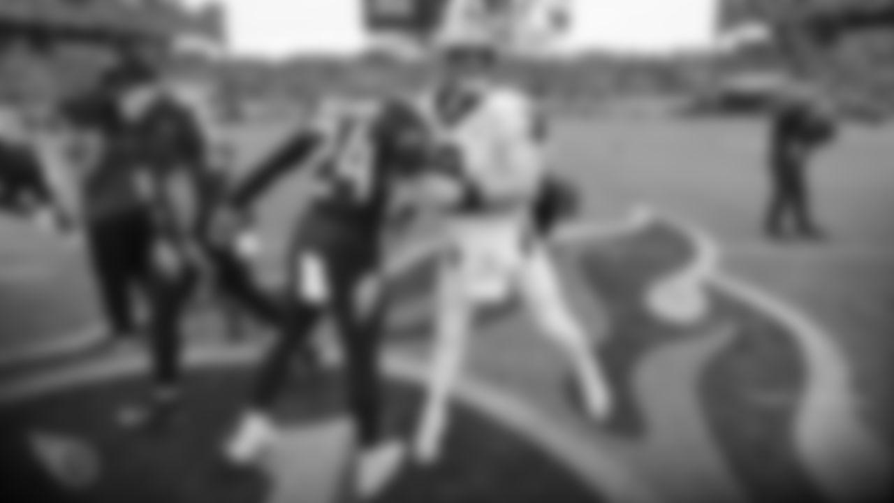 NASHVILLE, TN - Tennessee Titans vs the New Orleans Saints at Nissan Stadium in Nashville, TN. Photo by:Tennessee Titans
