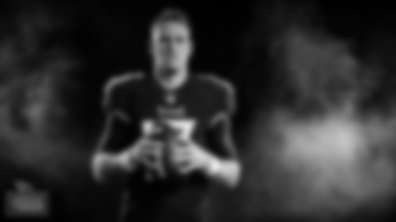 NASHVILLE, TN - AUGUST 11, 2020 - Quarterback Ryan Tannehill #17 of the Tennessee Titans promotional photo shoot at Saint Thomas Sports Park in Nashville, TN. Photo By Donald Page/Tennessee Titans
