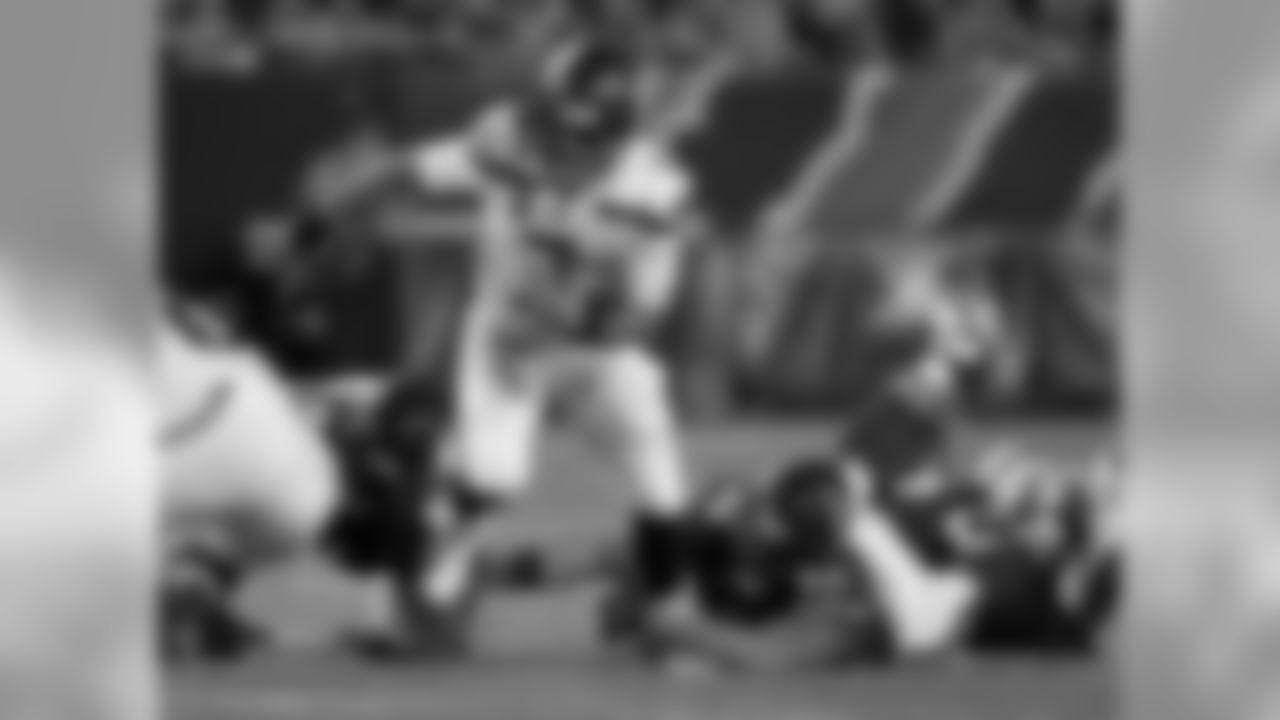 Quarterback Russell Wilson