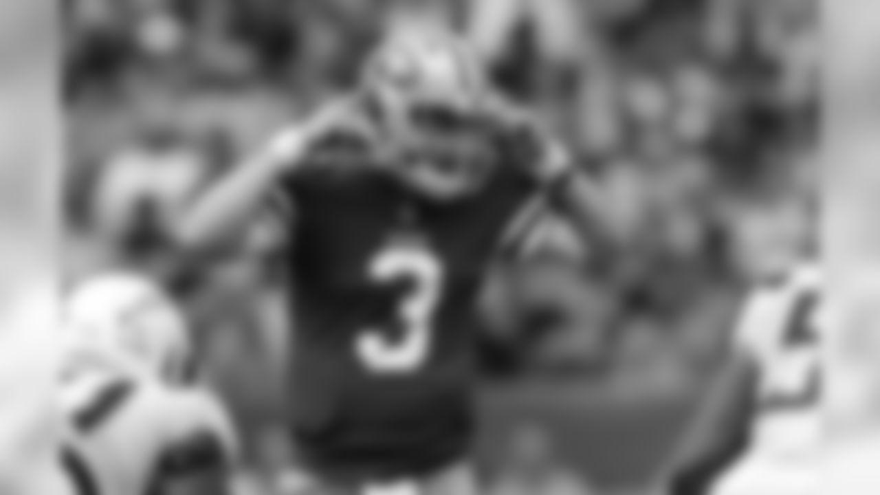Quarterback C.J. Beathard