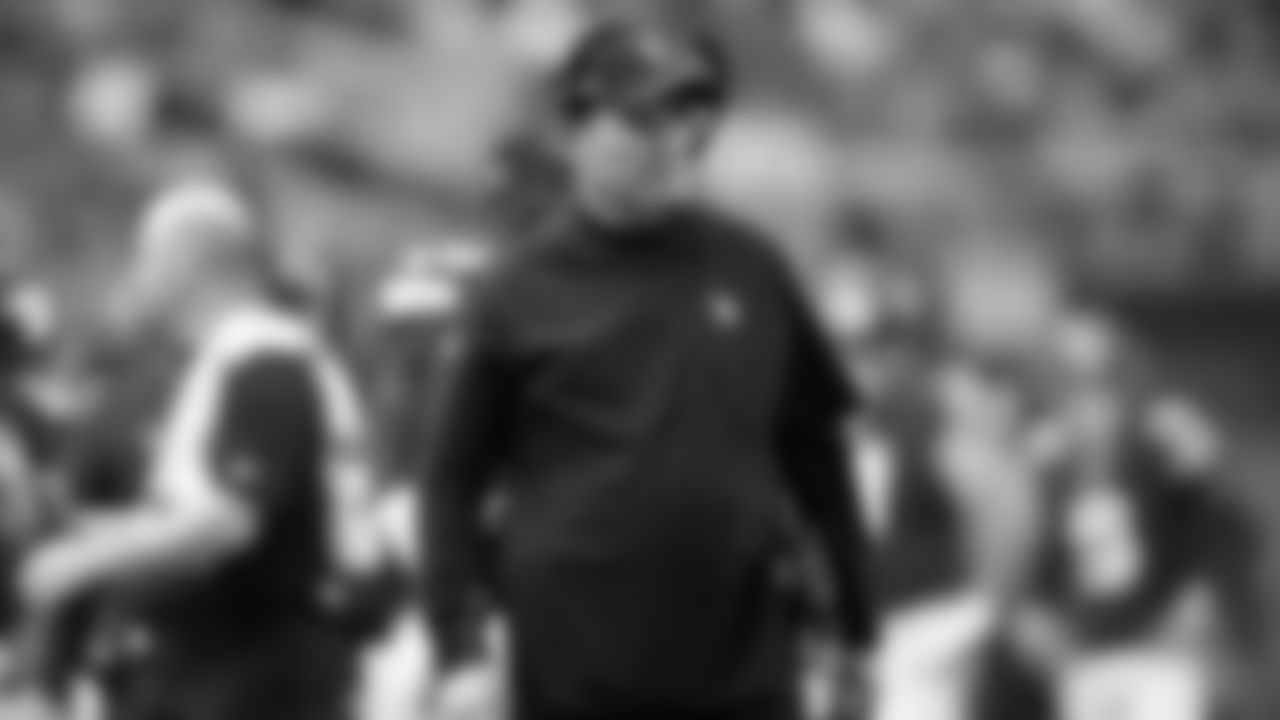 Head Coach Mike Zimmer