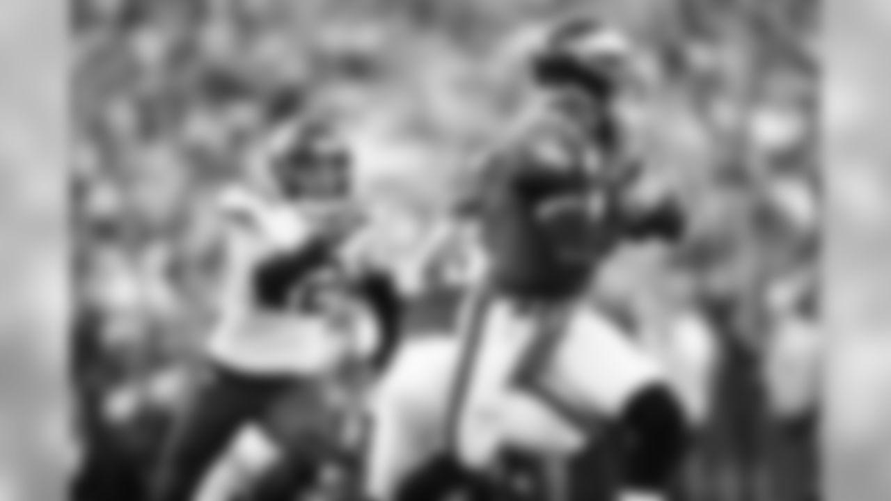 An image from October 7, 2018 regular season away game against the Philadelphia Eagles. The Vikings won 23-21.