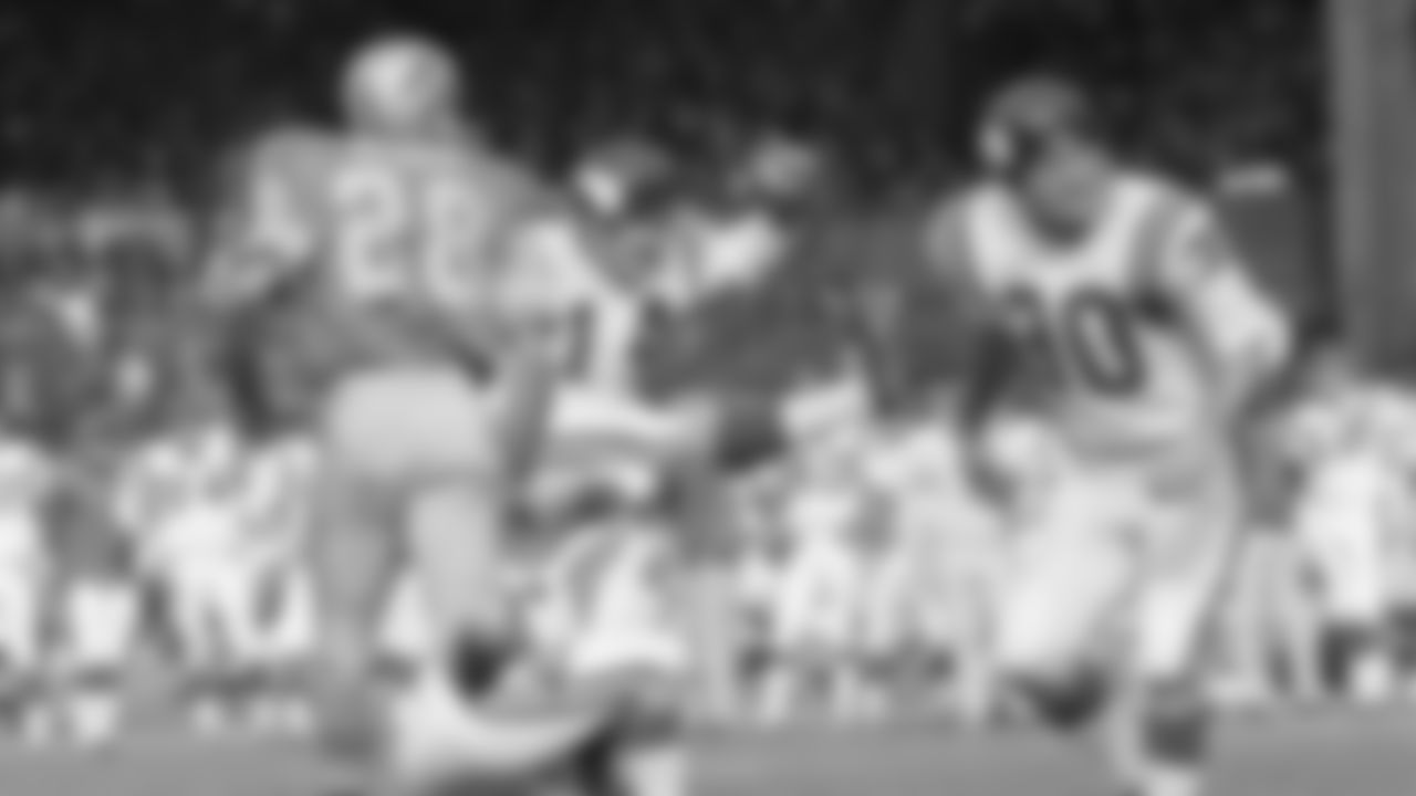 No 1. Cox, Fred (1963-77)   1,365 points 519 PAT 282 field goals