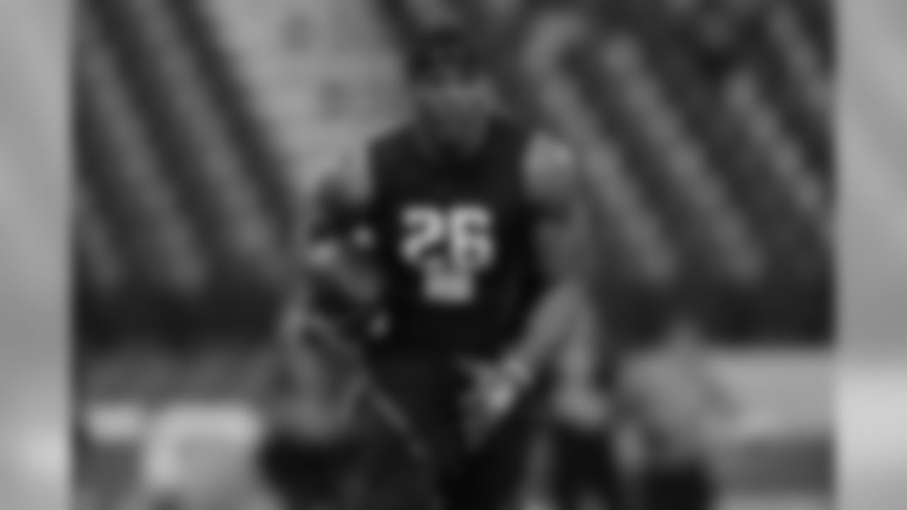 Jacksonville State RB Roc Thomas