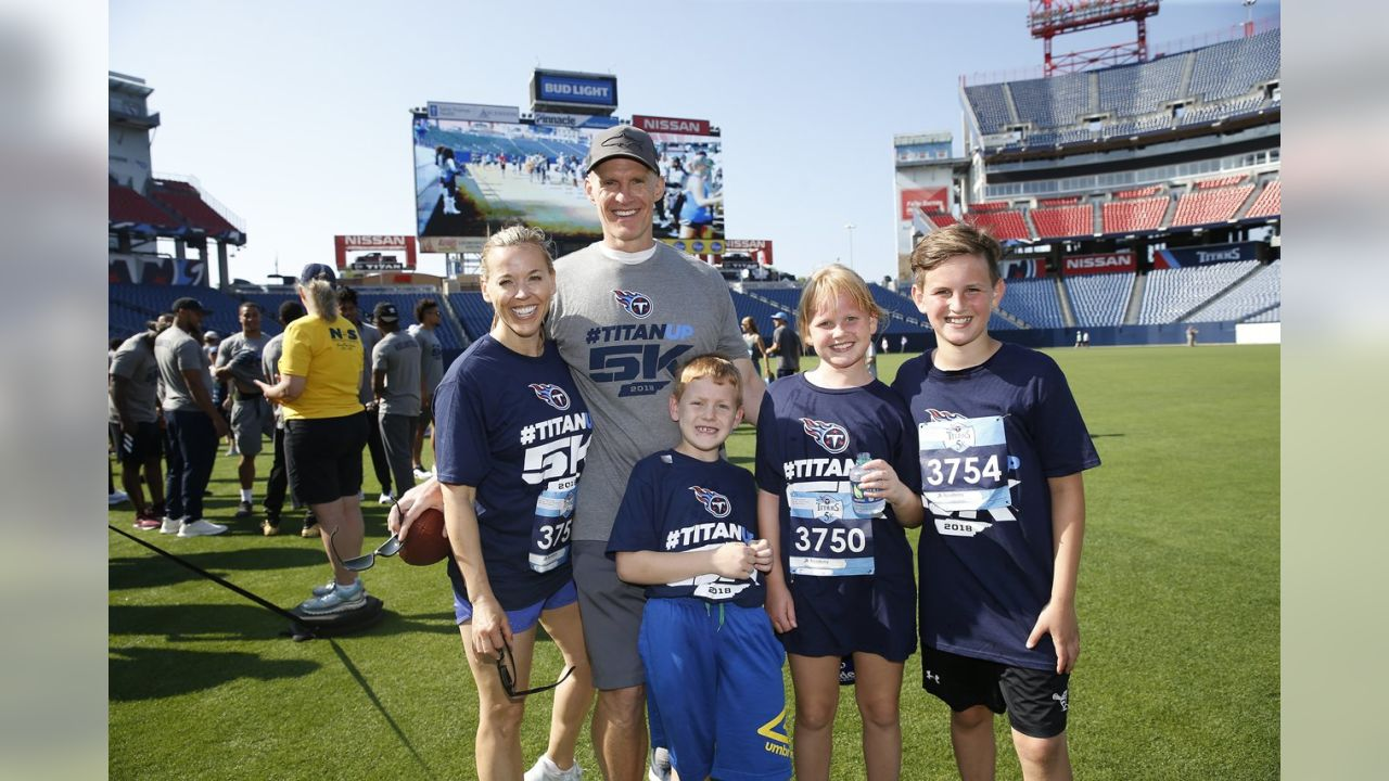 Registration Open for Titans 5k Run/Walk to be Held May 11