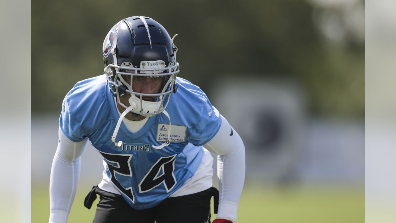 73ecc9ce Observations from Day 1 of Titans Training Camp