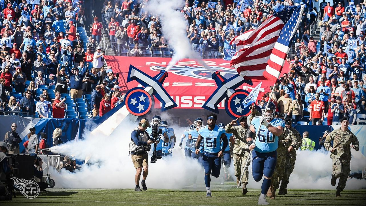 Salute to Service | 2019 Week 10 vs. Chiefs