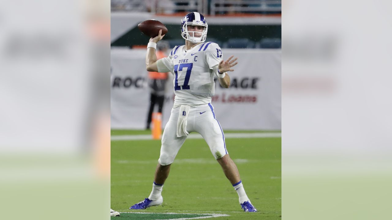 Prospect Profile: Duke QB Daniel Jones