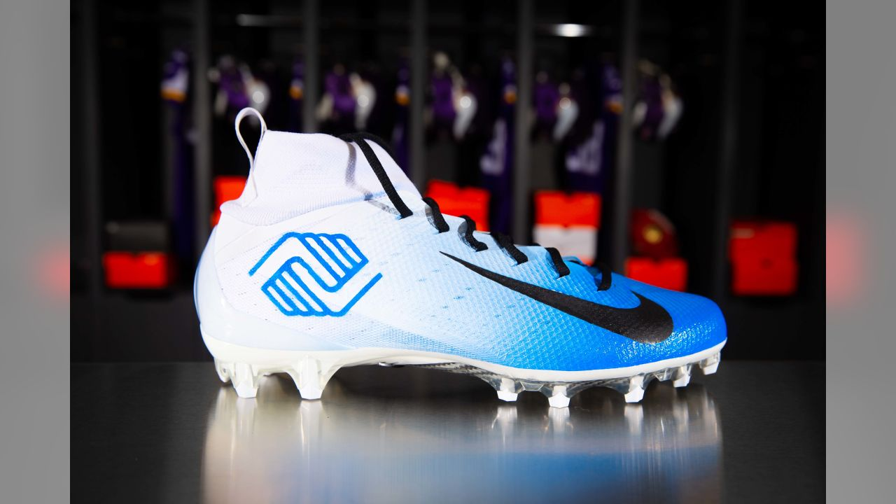 Vikings to Raise Awareness Through 'My Cause, My Cleats