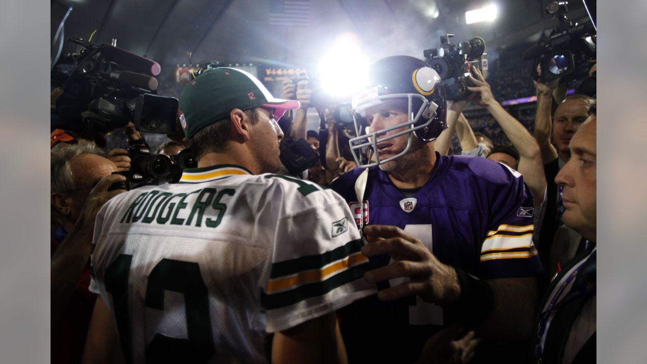 2009 Vikings Packers Monday Night Football Game