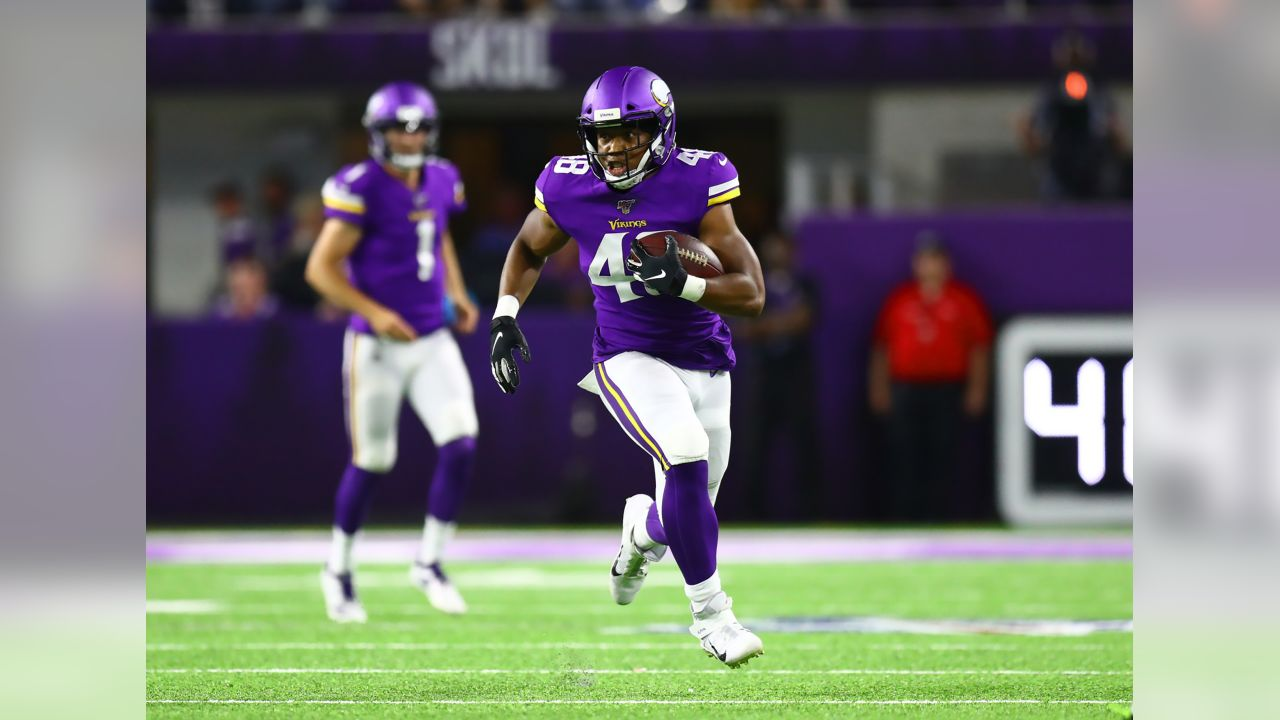 best website a0087 b741c Healthy Zylstra Making Most of Chances with Vikings