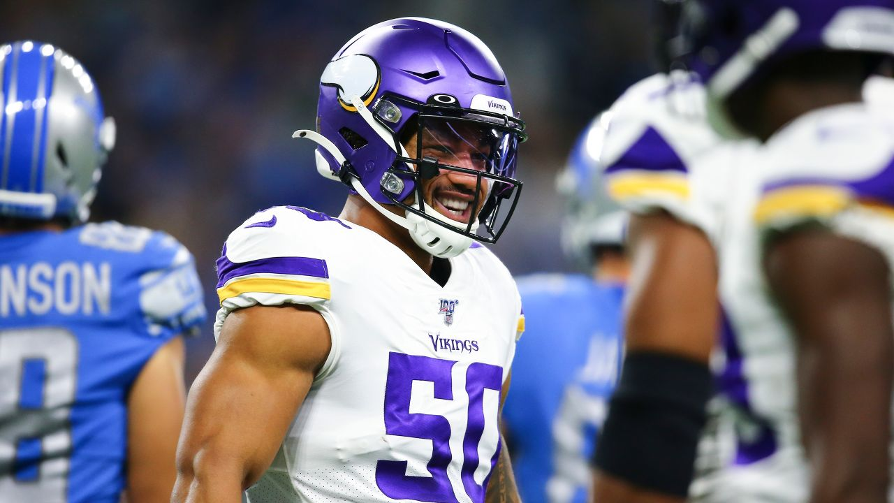 Vikings 2020 Free Agency Status Linebackers
