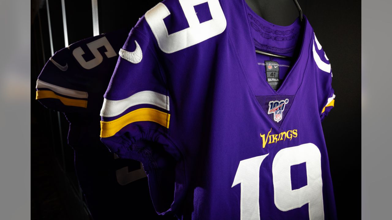 NFL 100 Football and Player Jerseys