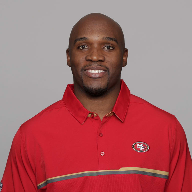 This is a 2017 photo of DeMeco Ryans of the San Francisco 49ers NFL football team. This image reflects the 2017 active roster as of Monday, March 13, 2017 when this image was taken. (AP Photo)