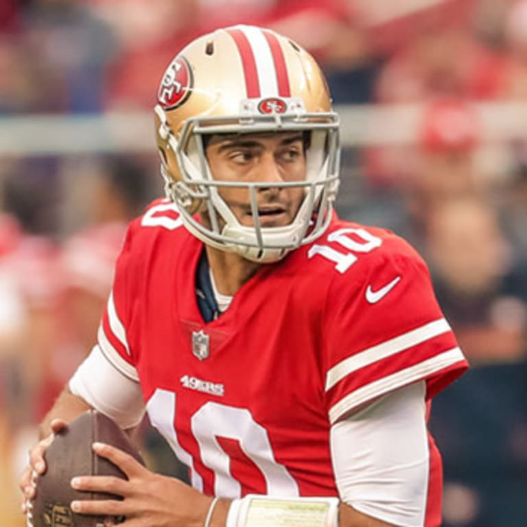 wholesale dealer c266f b2dbc Jimmy Garoppolo