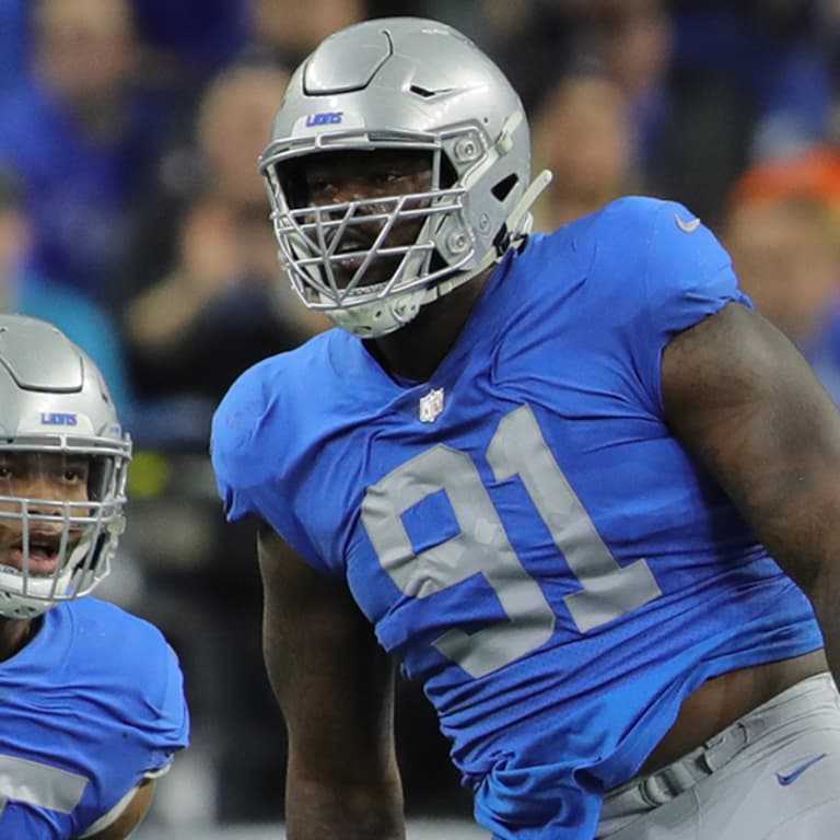 Detroit Lions defensive tackle A Shawn Robinson (91) during a NFL football  game 9eee80b26