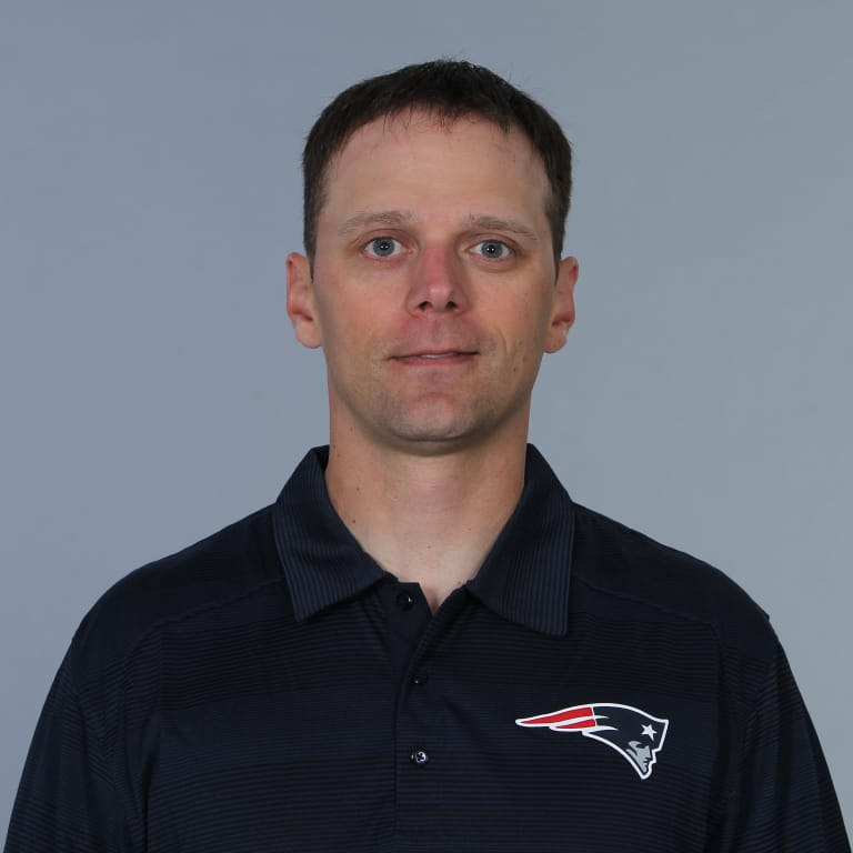 This is a 2014 photo of Josh Boyer of the New England Patriots NFL football team.  This image reflects the New England Patriots active roster as of June 11, 2014 when this image was taken.