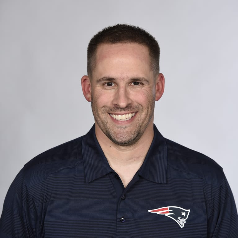 This is a 2016 photo of Josh McDaniels of the New England Patriots NFL football team. This image reflects the New England Patriots active roster as of May 25, 2016 when this image was taken. (AP Photo)