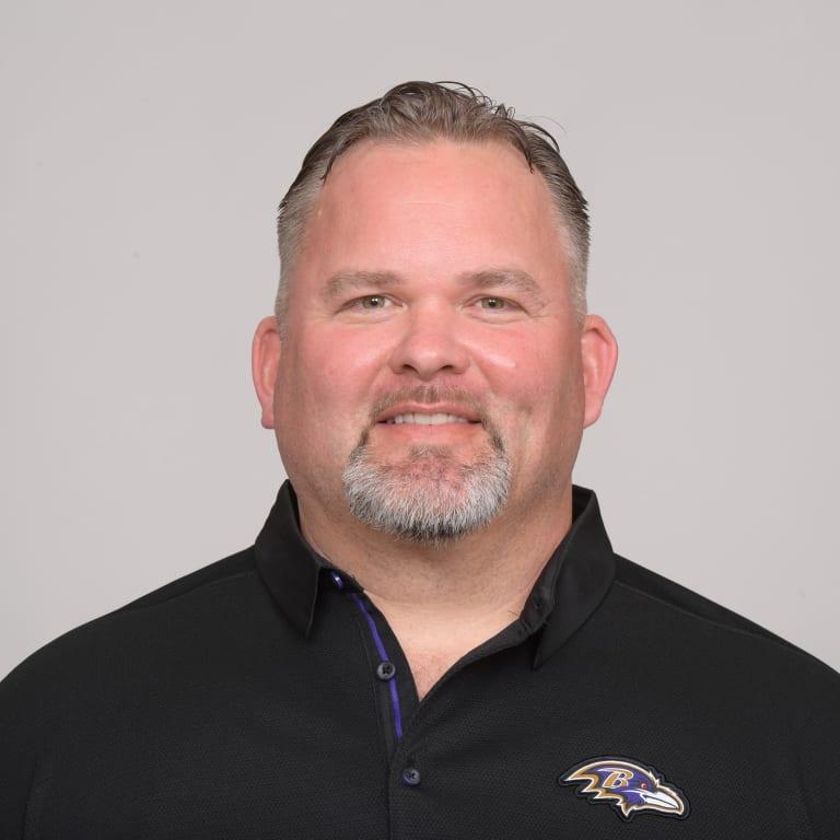 Baltimore Ravens Team Coaching Staff