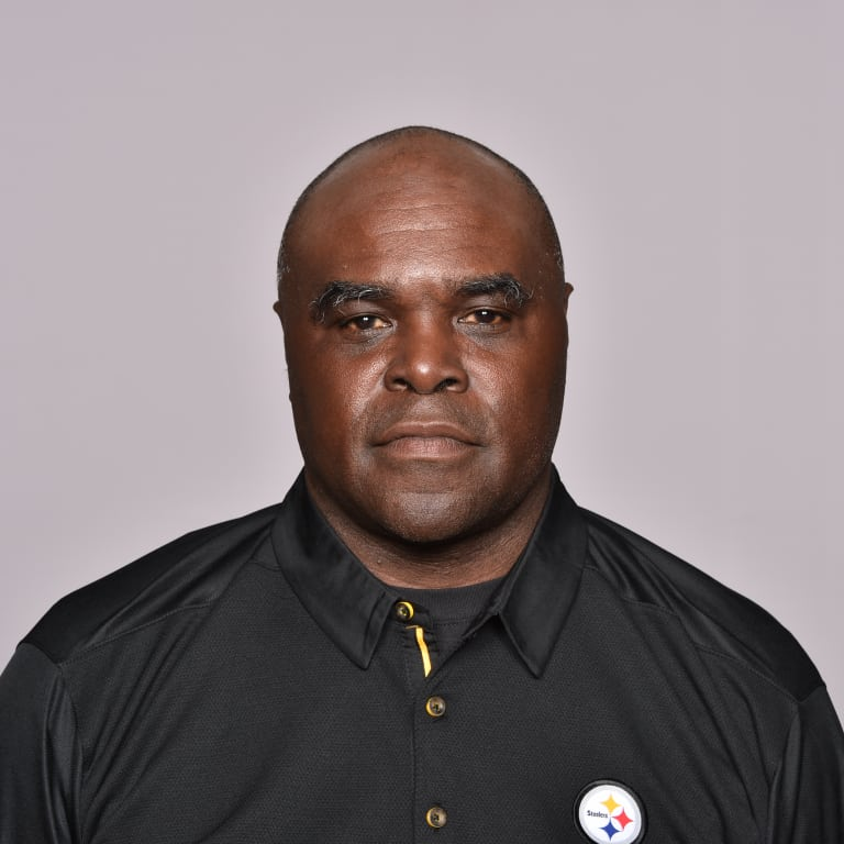 This is a 2018 photo of James Saxon of the Pittsburgh Steelers NFL football team. This image reflects the Steelers active roster as of June 5th when this image was taken. (AP Photo)