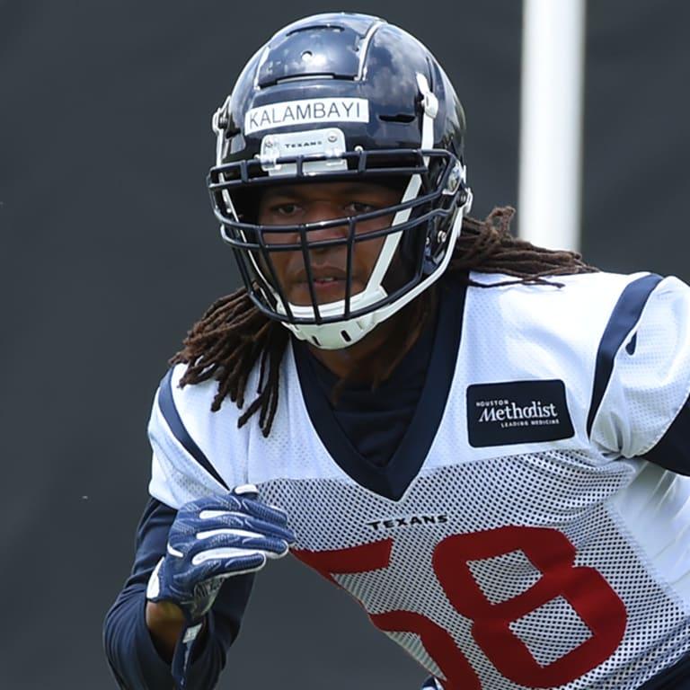 Peter Kalambayi NFL Jersey