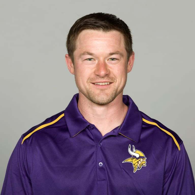 This is a 2016 photo of Chaz Mahle of the Minnesota Vikings NFL football team. This image reflects the Minnesota Vikings active roster as of Thursday, May 5, 2016 when this image was taken. (AP Photo)