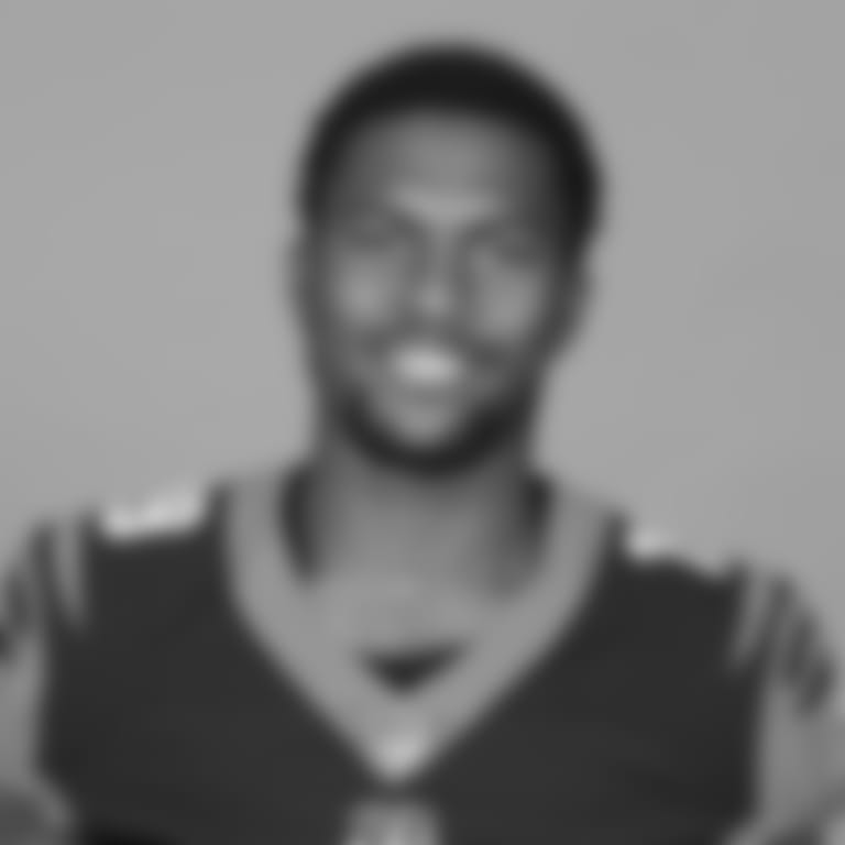 This is a 2020 photo of Auden Tate of the Cincinnati Bengals NFL football team. This image reflects the Cincinnati Bengals active roster as of Friday, Aug. 21, 2020 when this image was taken. (AP Photo)