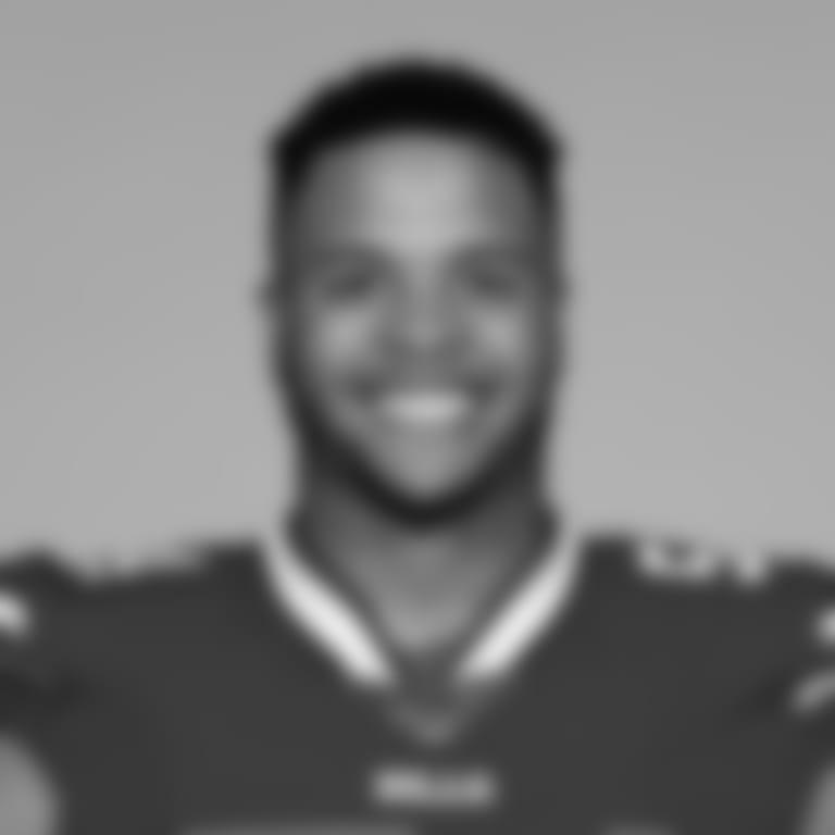 Eddie Yarbrough - Buffalo Bills, May 14, 2019.Photo by Craig Melvin/Buffalo Bills