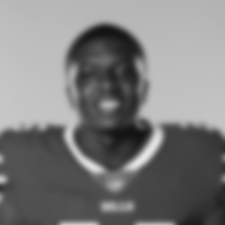 This is a 2020 photo of Devin Singletary of the Buffalo Bills NFL football team. This image reflects the Buffalo Bills active roster as of August 1, 2020 when this image was taken.  (AP Photo)