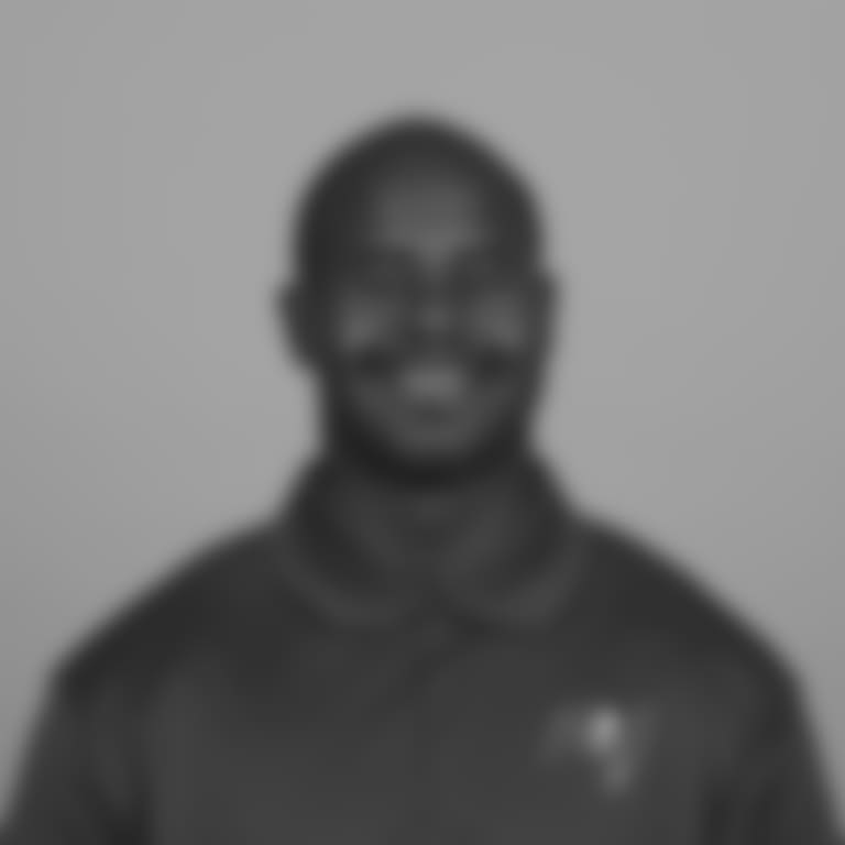 This is a 2015 photo of Joe Vaughn of the Tampa Bay Buccaneers NFL football team. This image reflects the Tampa Bay Buccaneers active roster as of June 3, 2015 when this image was taken. (AP Photo)