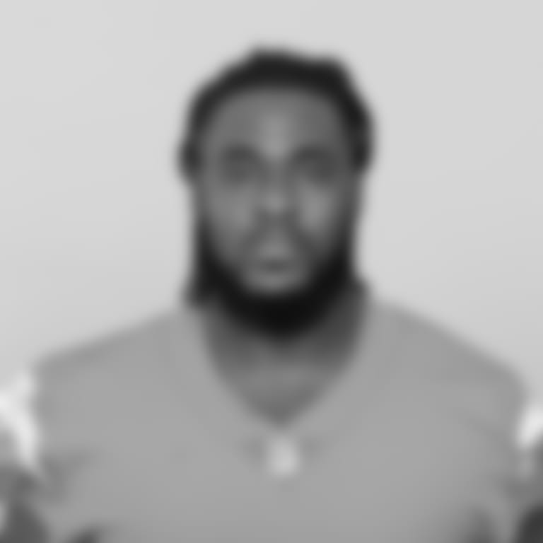 This is a 2020 photo of Jones Justin of the Los Angeles Chargers NFL football team. This image reflects the Los Angeles Chargers active roster as of Saturday, August 1, 2020 when this image was taken. (AP Photo)