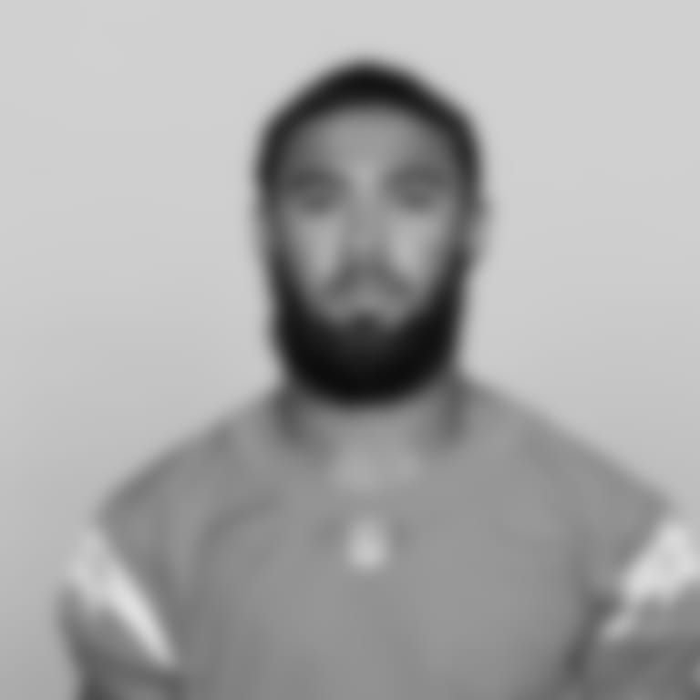 This is a 2020 photo of Cotton Jeff of the Los Angeles Chargers NFL football team. This image reflects the Los Angeles Chargers active roster as of Saturday, August 1, 2020 when this image was taken. (AP Photo)