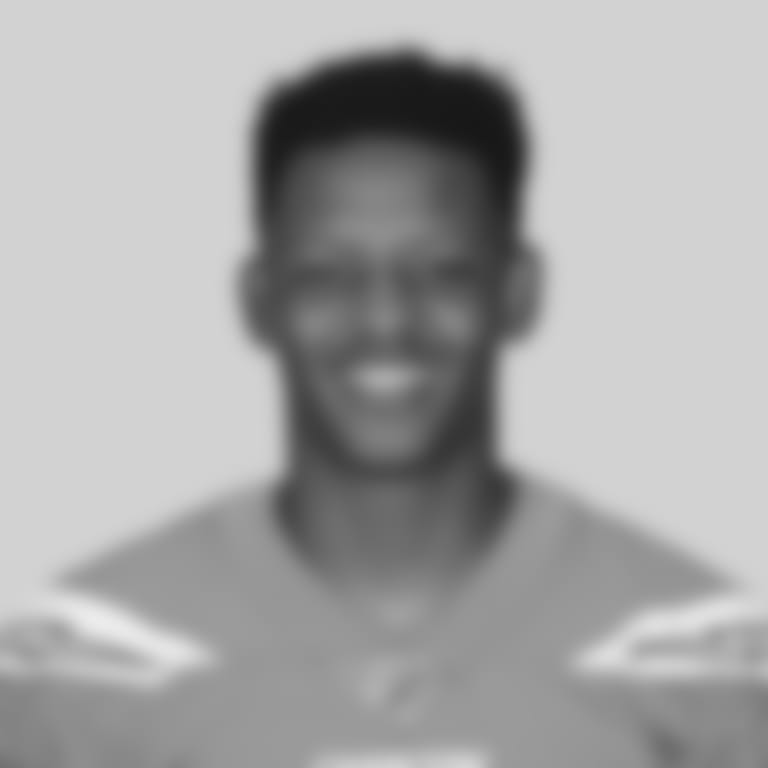 This is a 2019 photo of Stephen Anderson of the New England Patriots NFL football team. This image reflects the New England Patriots active roster as of Monday, June 3, 2019 when this image was taken. (AP Photo)