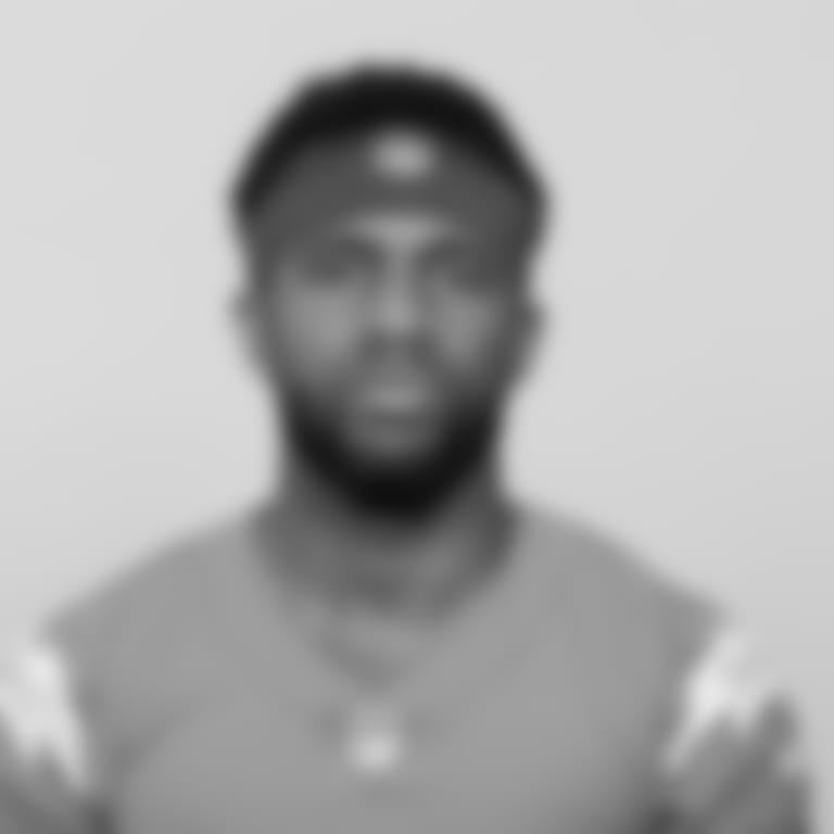 This is a 2020 photo of Hayward Jr Casey of the Los Angeles Chargers NFL football team. This image reflects the Los Angeles Chargers active roster as of Saturday, August 1, 2020 when this image was taken. (AP Photo)