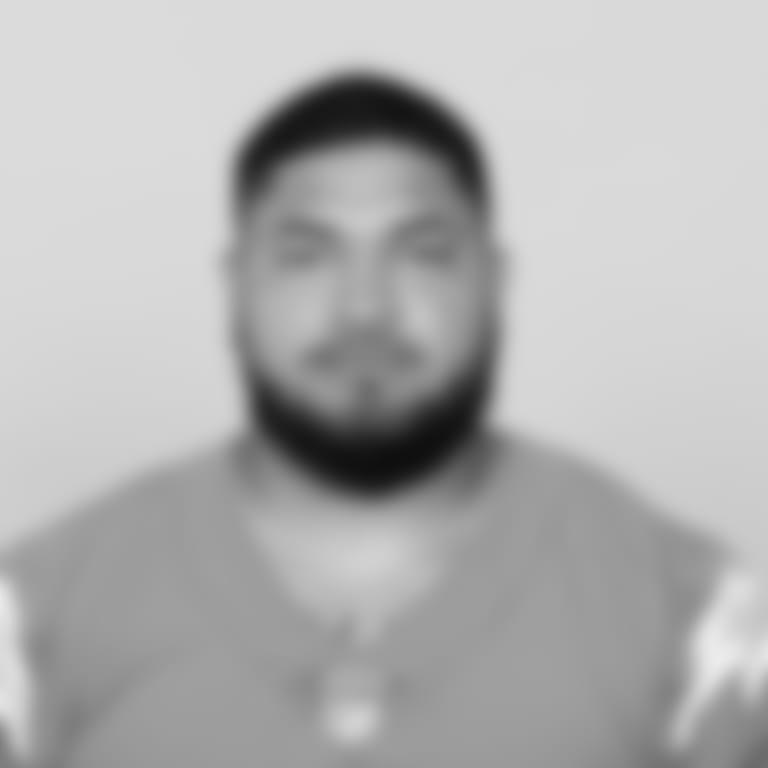 This is a 2020 photo of Fehoko Breiden of the Los Angeles Chargers NFL football team. This image reflects the Los Angeles Chargers active roster as of Saturday, August 1, 2020 when this image was taken. (AP Photo)