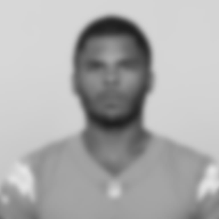 This is a 2020 photo of Tillery Jerry of the Los Angeles Chargers NFL football team. This image reflects the Los Angeles Chargers active roster as of Saturday, August 1, 2020 when this image was taken. (AP Photo)