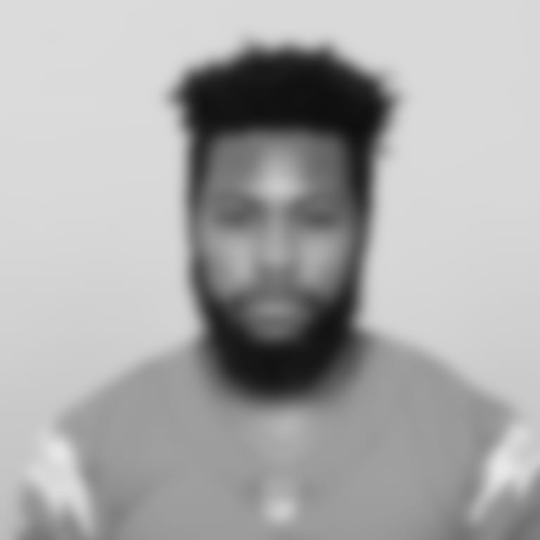 This is a 2020 photo of Lemonier Jessie of the Los Angeles Chargers NFL football team. This image reflects the Los Angeles Chargers active roster as of Saturday, August 1, 2020 when this image was taken. (AP Photo)