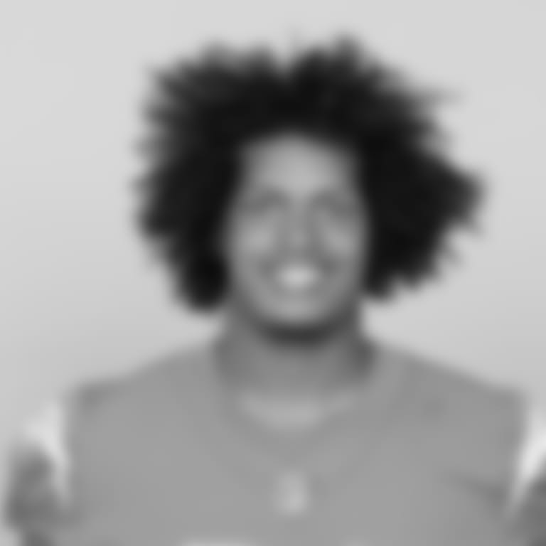 This is a 2020 photo of Rochell Isaac of the Los Angeles Chargers NFL football team. This image reflects the Los Angeles Chargers active roster as of Saturday, August 1, 2020 when this image was taken. (AP Photo)