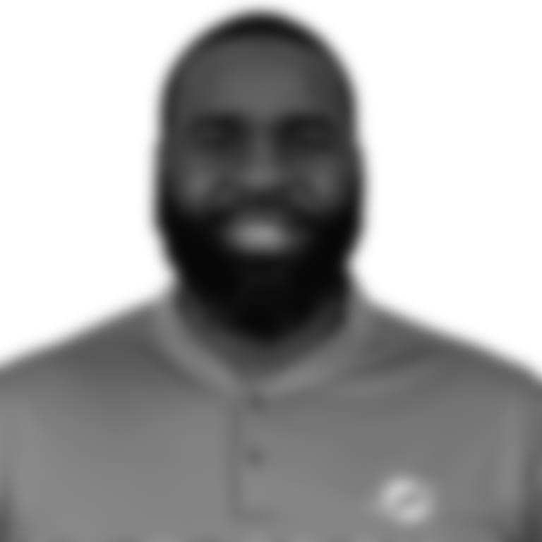 Headshot: Assistant Offensive Line Coach Lemuel Jeanpierre