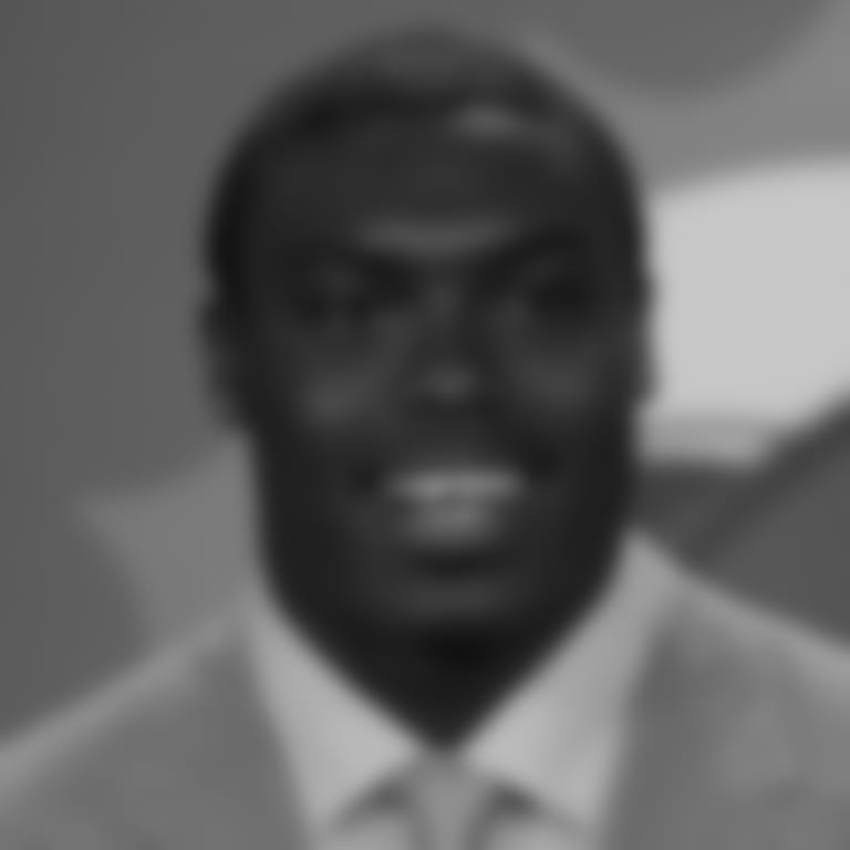 Headshot picture of Ronnie Brown