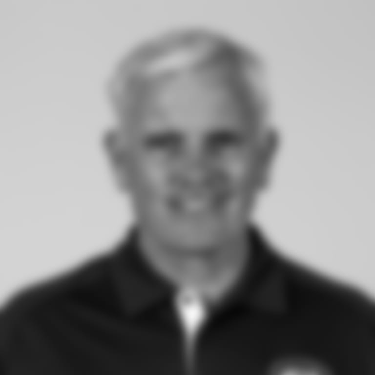 This is a 2012 photo of Bob Sutton of the New York Jets NFL football team. This image reflects the New York Jets active roster as of Friday, April 27, 2012 when this image was taken. (AP Photo)